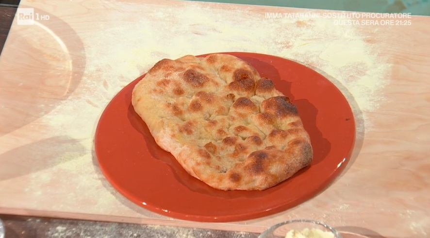 pizza alla pala di Fulvio Marino
