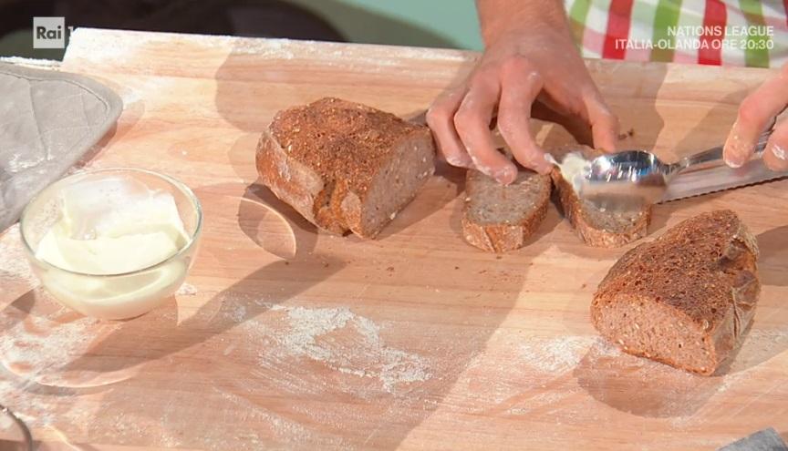 pane multicereale di Fulvio Marino
