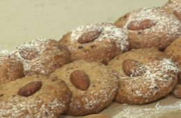 biscotti di mandorle senza burro