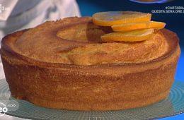 torta all'olio e arancia di Diego Scaramuzza