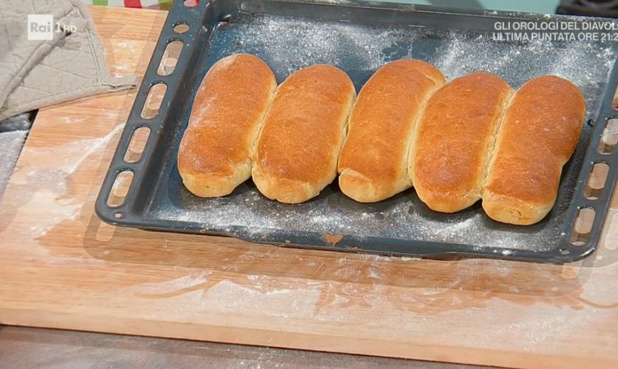 panino da hot dog di Fulvio Marino