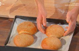 panini da hamburger di Fulvio Marino