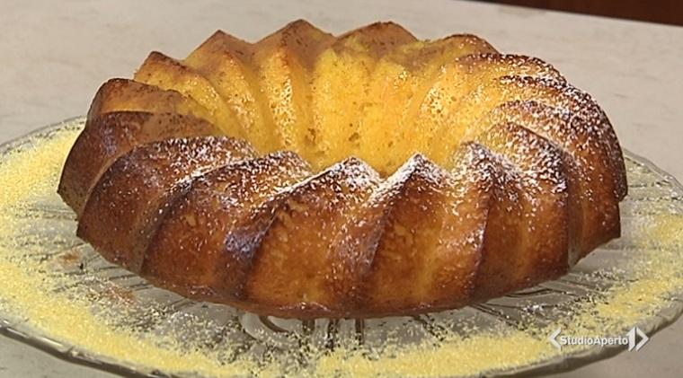 torta di mais du Brasil