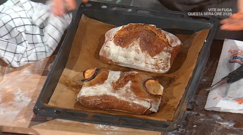 pane mela e cannella di Fulvio Marino