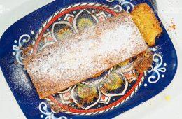 plumcake al cocco di zia Cri