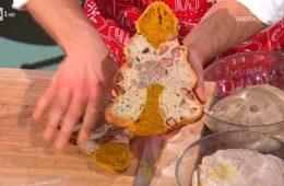 albero di pane di Natale di Fulvio Marino