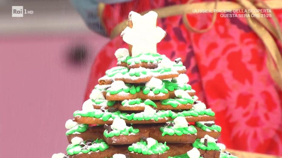 albero di Natale pan di zenzero di Sara Brancaccio
