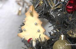 biscotti decorativi natalizi