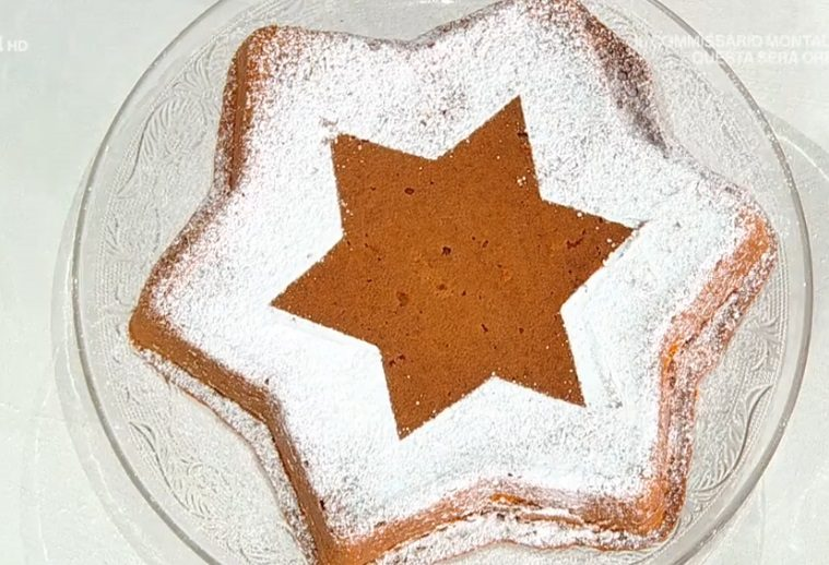 torta di carote e mandarino di zia Cri
