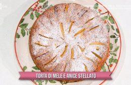 torta di mele e anice stellato di zia Cri