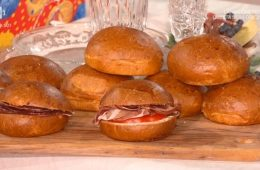 bottoncini di pane