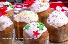 panettoni glassati di Natale