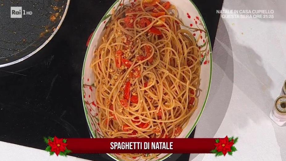 spaghetti di Natale di Angela Frenda