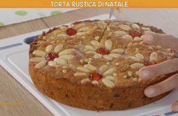 torta rustica di Natale di Maria De La Paz