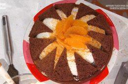 torta vulcano di Natalia Cattelani