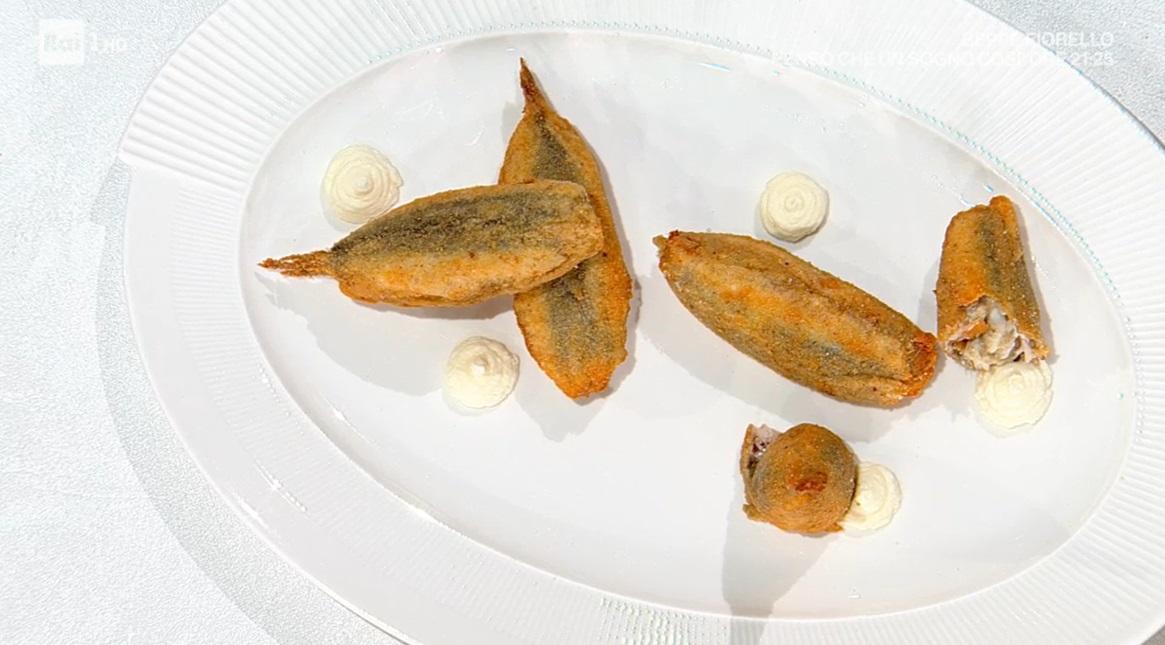 acciughe ripiene e fritte di Ivano Ricchebono