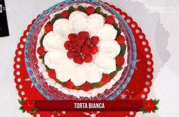 torta bianca di Natalia Cattelani