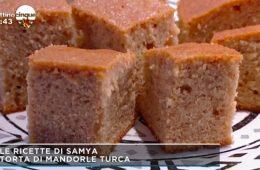 torta di mandorle turca
