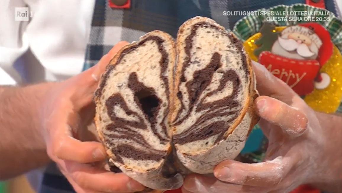 pane bicolore di Fulvio Marino