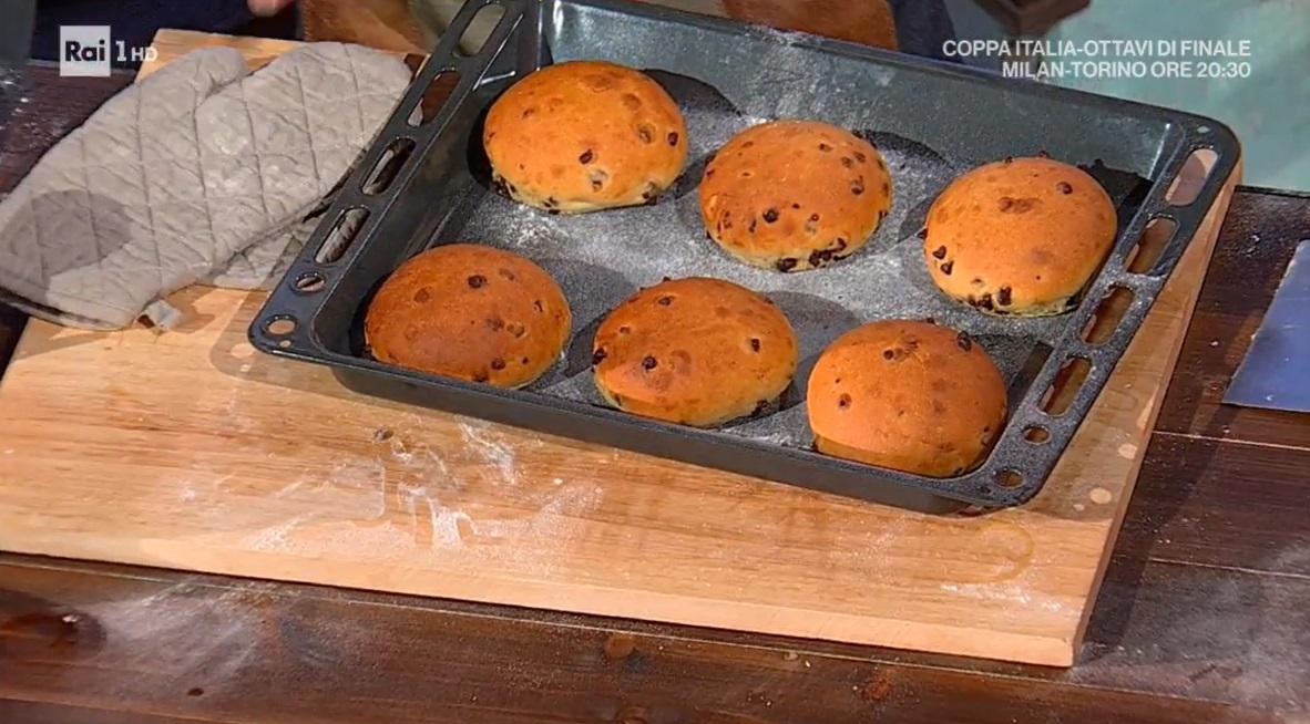panini alle gocce di cioccolato di Fulvio Marino