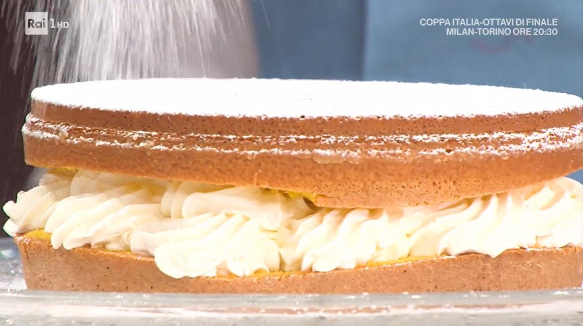 torta paradiso di Angela Frenda