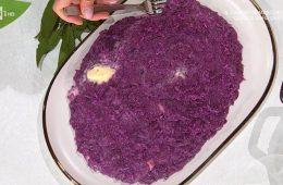 risotto cappuccio viola e bonarda di Sergio Barzetti