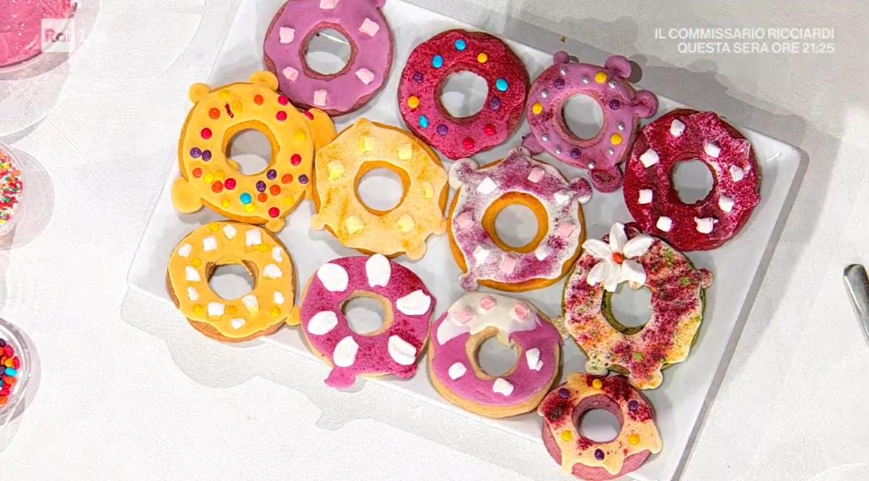 biscotti donuts di Sara Brancaccio