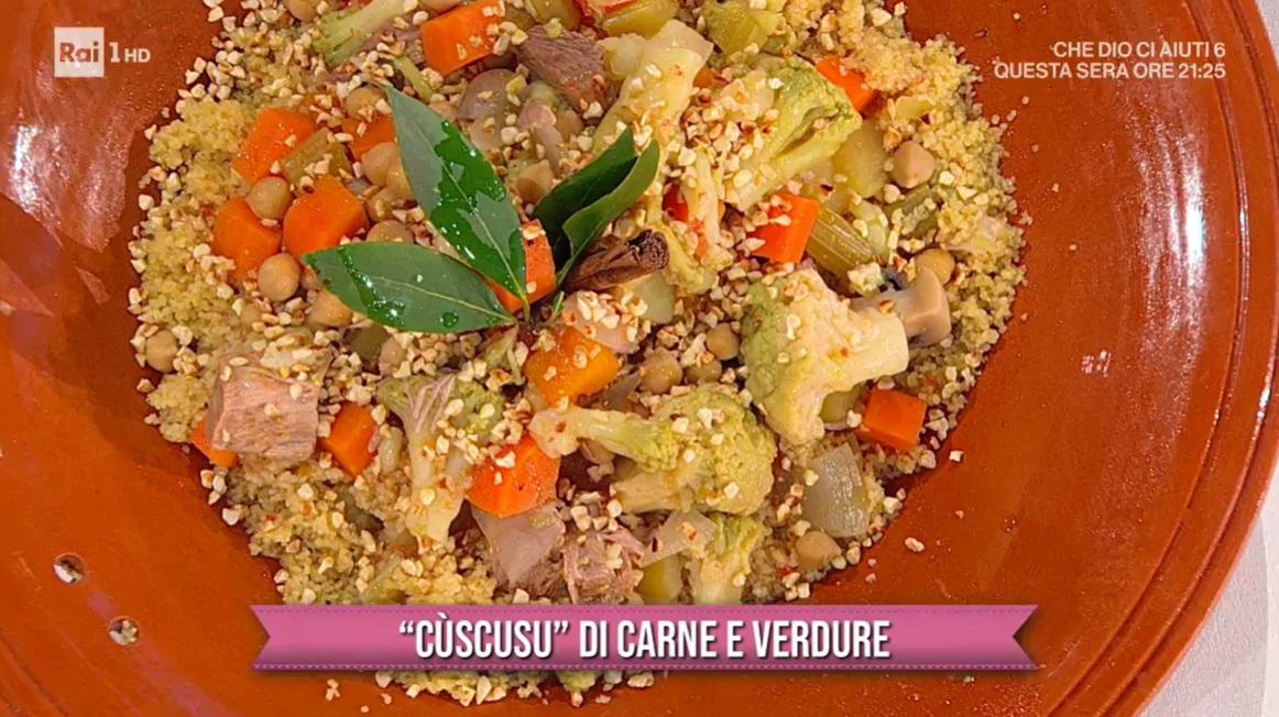 cuscusu di carne e verdure di Fabio Potenzano