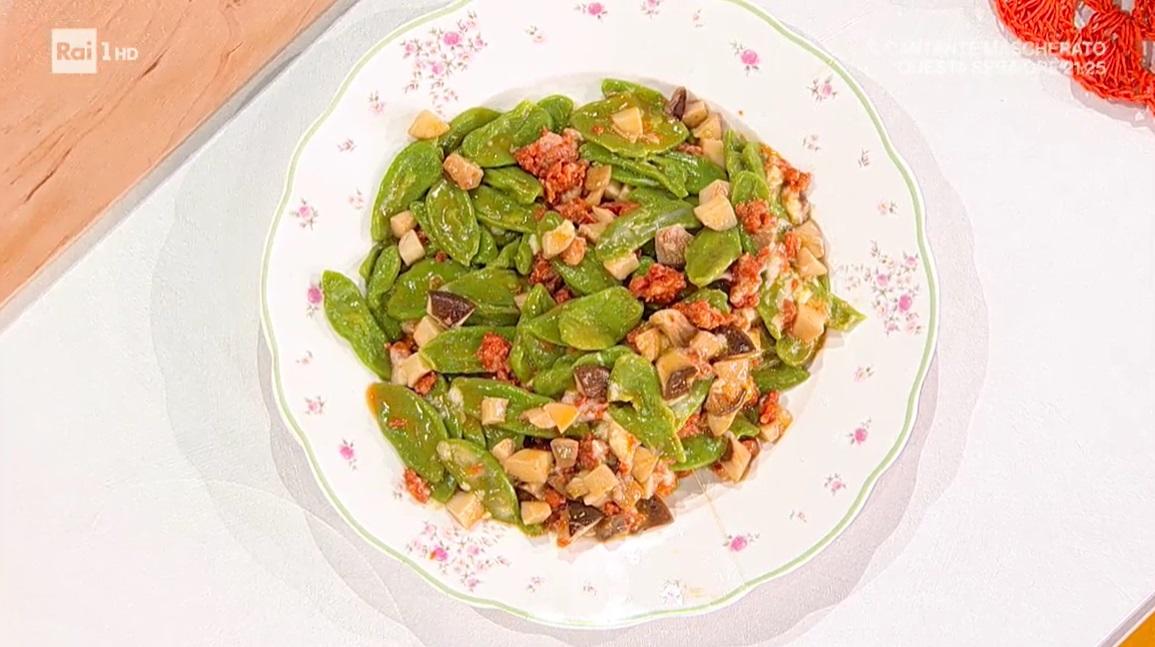 foglie di ulivo alla montagnola