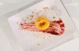 gelato zucca e amaretti di Massimiliano Scotti
