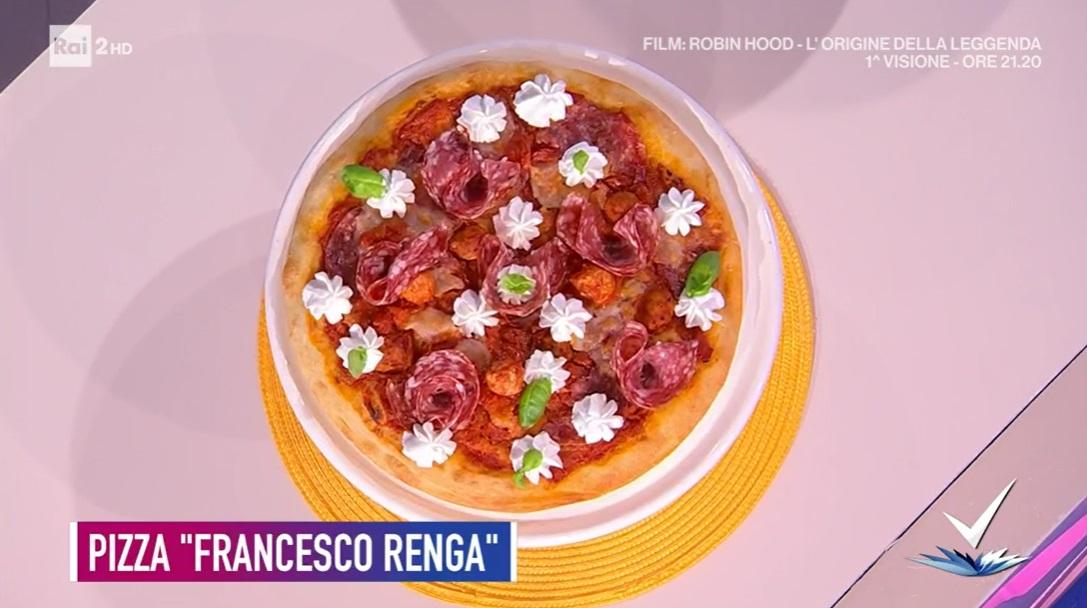 pizza Francesco Renga