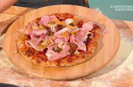 pizza tonda di farro di Fulvio Marino