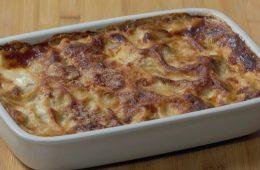 lasagnette radicchio e gorgonzola