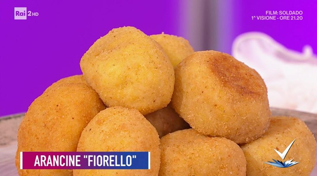 arancine Fiorello