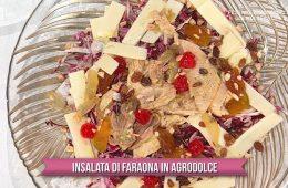 insalata di faraona in agrodolce di Daniele Persegani