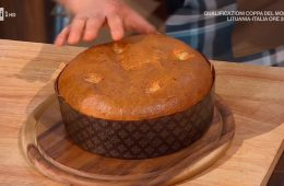 torta al formaggio di Fulvio Marino