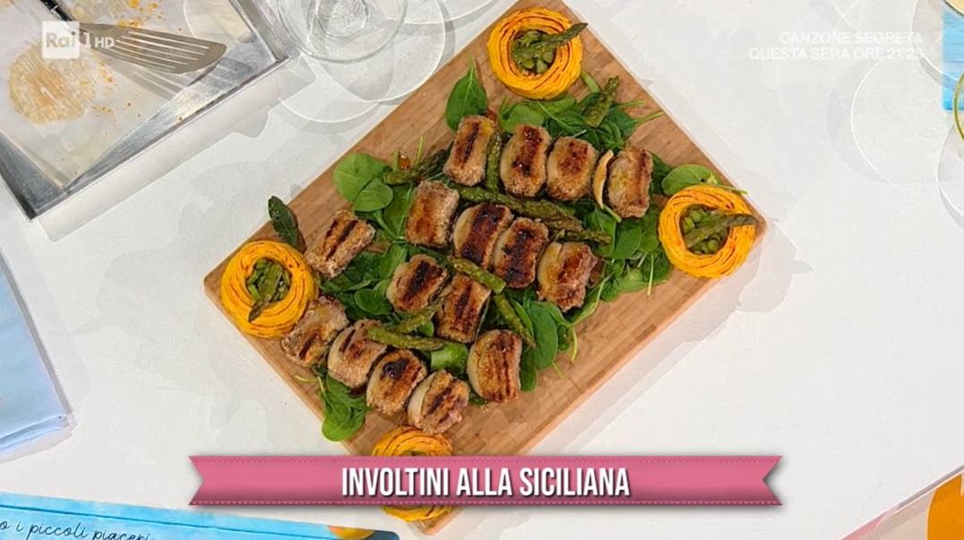 involtini alla siciliana