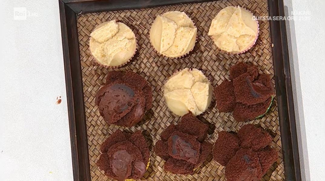 mushipan muffin al vapore di Hiro Shoda