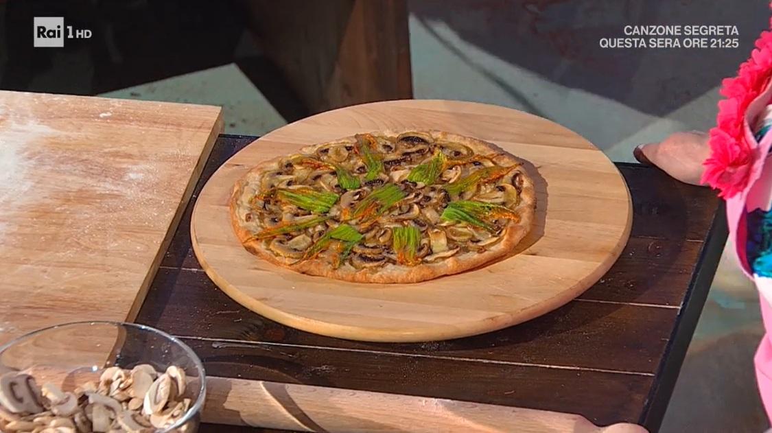 pizza al mattarello di Fulvio Marino