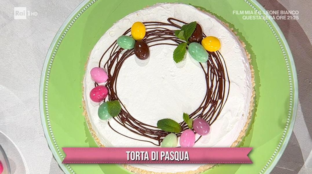torta di Pasqua di Natalia Cattelani