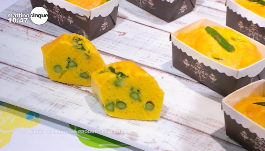 bauletti con asparagi e parmigiano