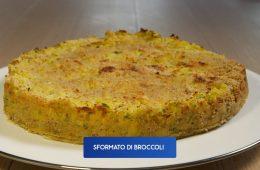 sformato di broccoli di Giusina Battaglia
