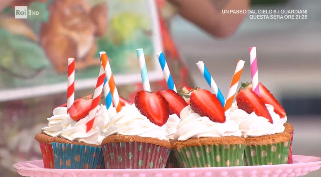 cupcakes con frappè di Sara Brancaccio