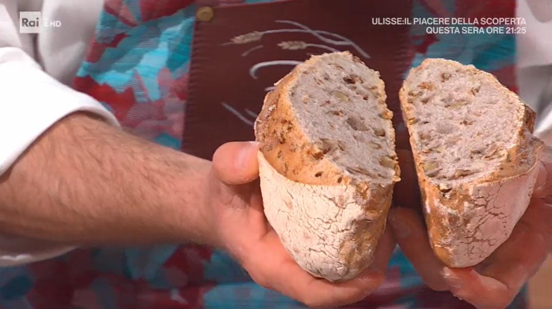 pane mascarpone e noci di Fulvio Marino