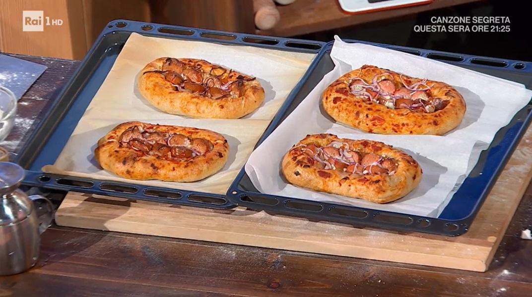pizza hot dog