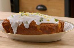 pound cake al limone o quattro quarti