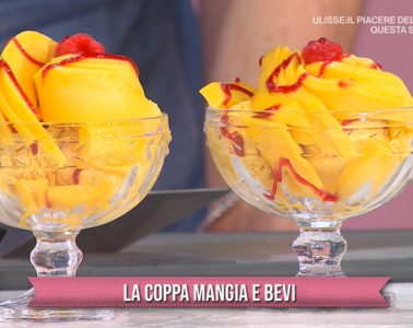 coppa mangia e bevi di Massimiliano Scotti