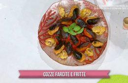 cozze farcite e fritte di Antonella Ricci