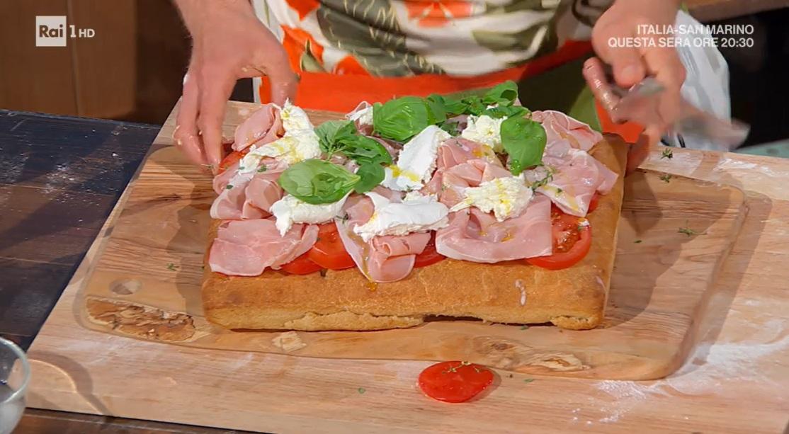 pizza monococco di Fulvio Marino