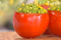pomodori ripieni di Marco Bianchi